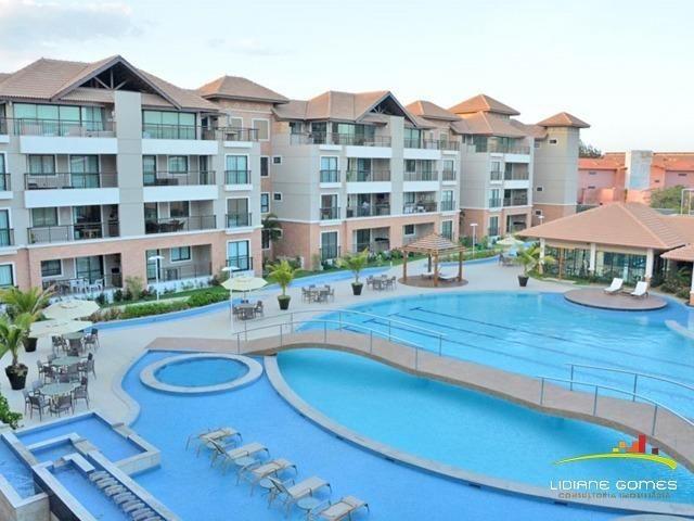 Apartamento Cobertura, Duplex 4 Quartos, Praia do Porto das Dunas - Mediterranée