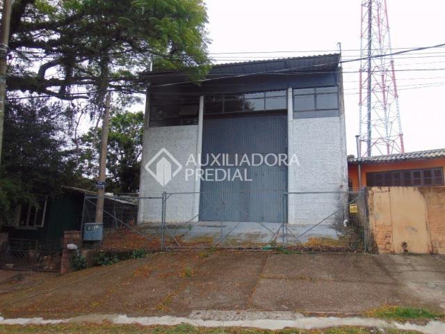 Galpão/depósito/armazém para alugar em Espírito santo, Porto alegre cod:244626