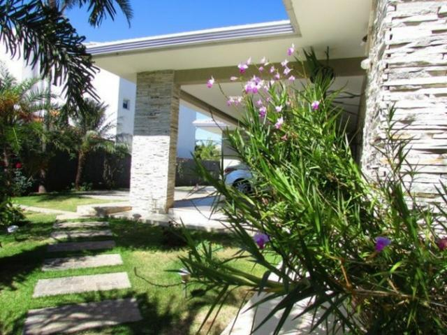 Samuel Pereira oferece: Casa Bela Vista 3 Suites Moderna Churrasqueira Paisagismo - Foto 20