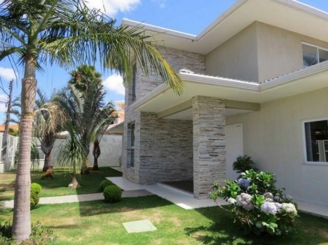 Samuel Pereira oferece: Casa Bela Vista 3 Suites Moderna Churrasqueira Paisagismo