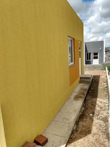 Casa Pronta - Financiamento caixa ou banco do brasil - 2 quartos - Pronta em Rendeiras - Foto 15