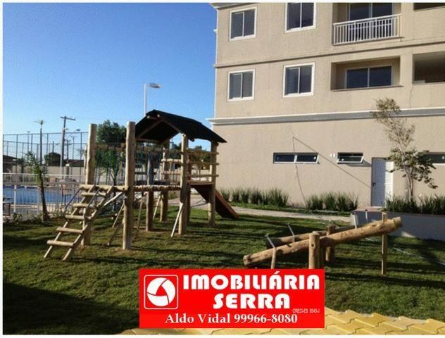 ARV - Apartamento 60m² 2Q com Quintal 33m² Próximo a toda Infraestrutura Lazer e Comercio - Foto 8