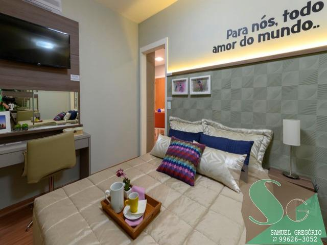SAM - Vista da Reserva Condomínio clube - 45m² - Camará - Serra, ES [R03]