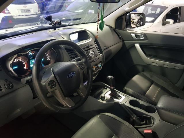 Ranger 3.2 XLT 4x4 Diesel AUT - Pickup Excelente - Foto 8
