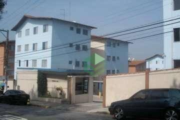 Apartamento com 2 dormitórios à venda, 57 m² por R$ 199.000 - Vila Marchi - São Bernardo d