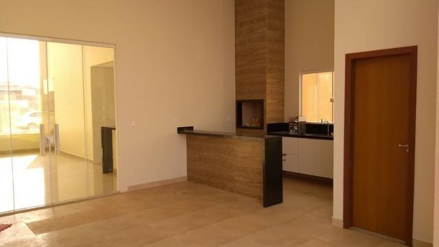 Samuel Pereira oferece: Casa Alto da Boa Vista Nova Moderna Escriturado 3 Suites Armários - Foto 15