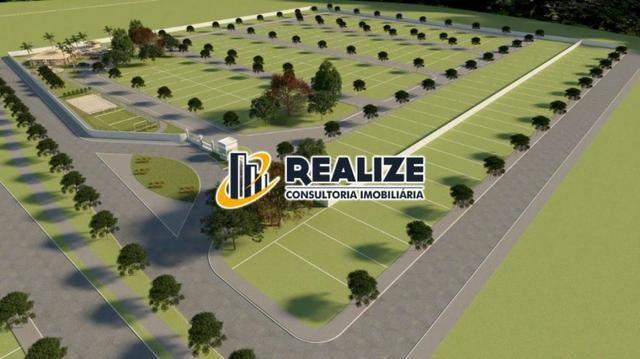 Cidade Jardim 2 fase, Lotes com o melhor preço e parcelas fixas - Foto 5