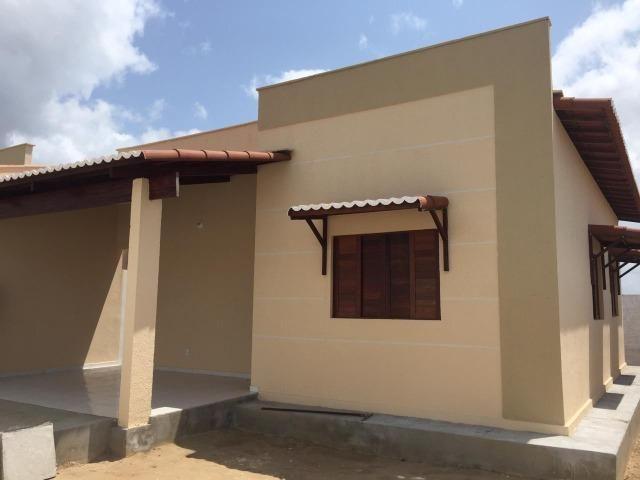 Casa Parnamirim 2/4 Com Suite Parque Verde Proximo a UPA Por R$ 135,000.00 Mil