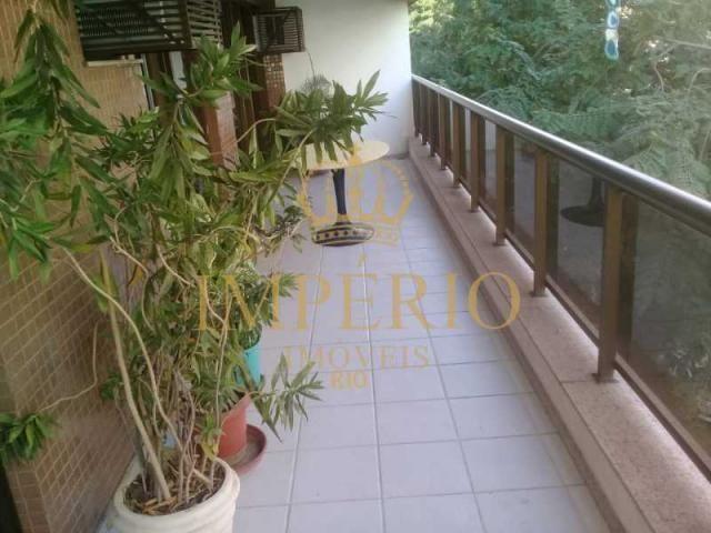 Apartamento à venda com 4 dormitórios em Flamengo, Rio de janeiro cod:IMAP40047 - Foto 2