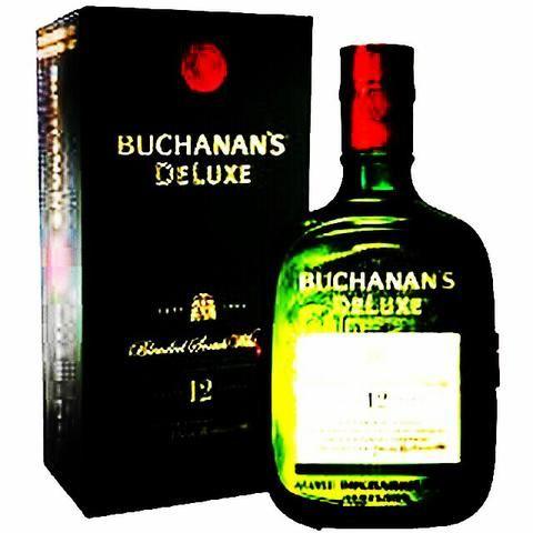 Whisky Buchanans Deluxe - 1 Litro