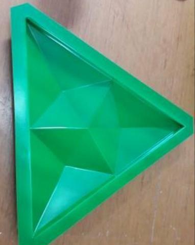 Formas para fabricação de placas 3d - Foto 4