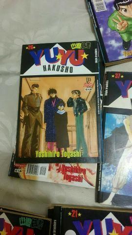 Coleção Mangá Yu Yu Hakusho (Primeira publicação no Brasil) - Foto 2