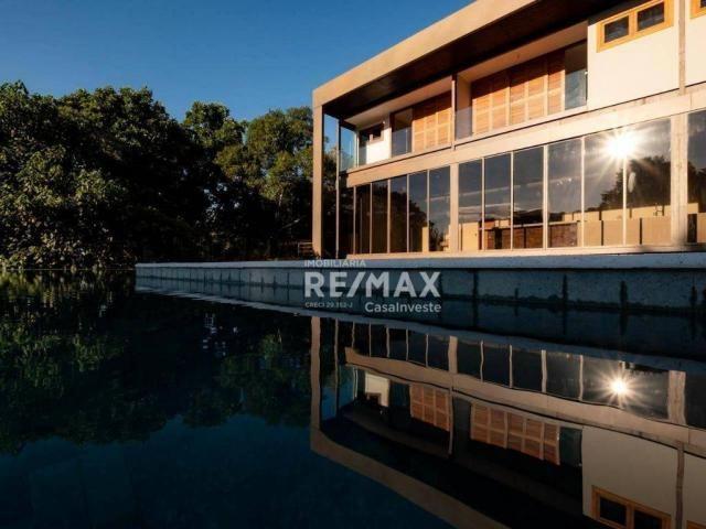 Casa com 4 dormitórios à venda, 900 m² por R$ 4.500.000 - Vila de São Fernando - Cotia/SP