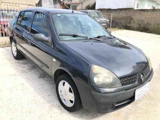 Renault/ Clio sedan 1.0 completo 2004 - Foto 2