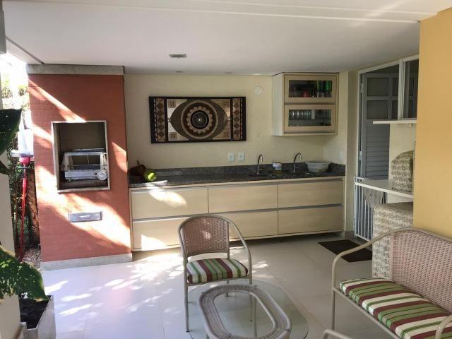 Casa 5 Suítes Itapuã Condomínio Golf 4 Rodas Alto Luxo - Foto 11