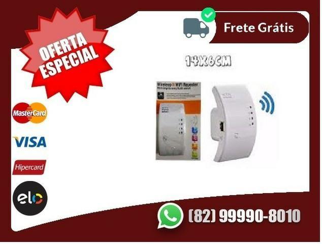 Melhor-compra-Repetidor Sinal Wifi com Wps