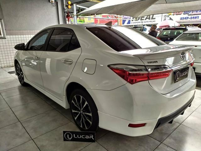 Toyota Corolla GLI 1.8 2018 - Foto 8