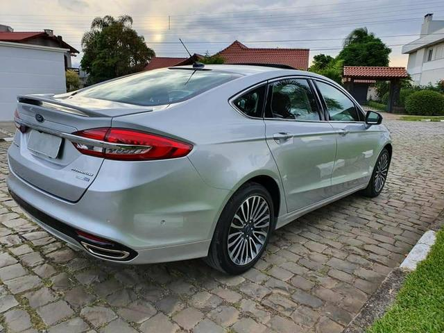 Ford Fusion 2.0 GTDI Ecoboost AWD 2018 - Foto 7