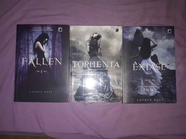 Livros Fallen, Tormenta e Êxtase