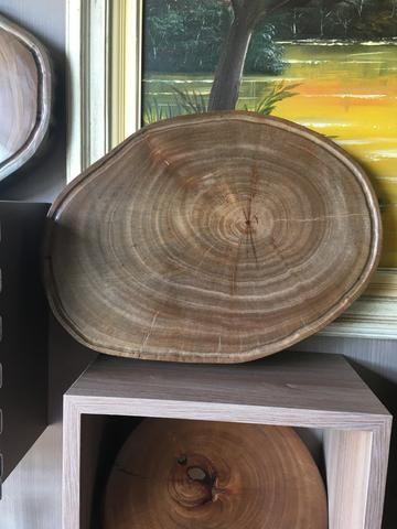 Tábua de cortar carne em madeira de ype roxo - Foto 2