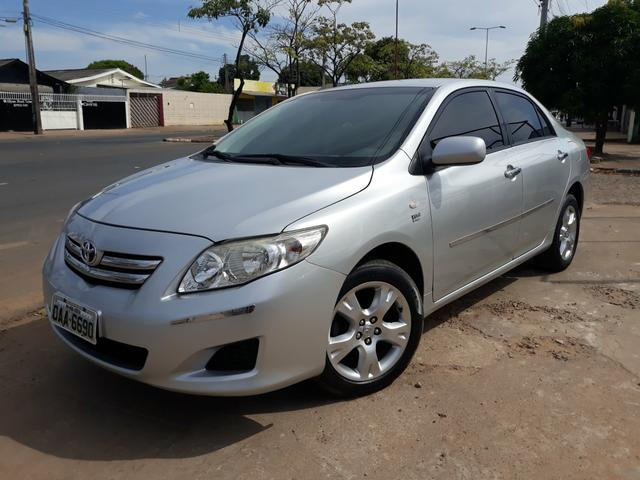 Vendo corola Toyota modelo 2011. 1.8 prata. R$31.000 . * - Foto 2