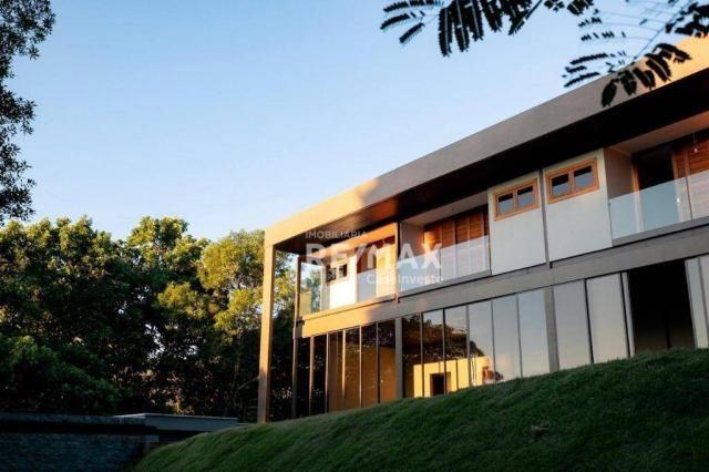 Casa com 4 dormitórios à venda, 900 m² por R$ 4.500.000 - Vila de São Fernando - Cotia/SP - Foto 2