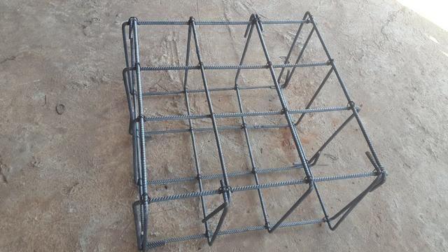 Gaiolas para construçao de sapatas - Foto 4