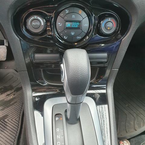 Super oferta Fiesta Sedan Titaniun ano 2014 completo apenas 40000km - Foto 4