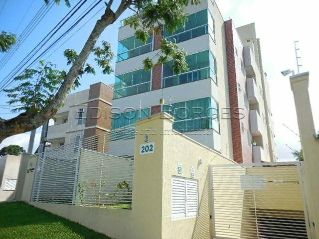 Apartamento à venda com 2 dormitórios em Boa vista, Curitiba cod:EB+2113