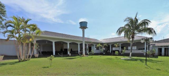 Chácara à venda e *permuta, 4500 m² - Porto Dourado