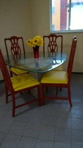 Alugo apartamento mobiliado no Icarai - Foto 7