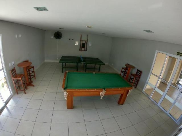 Lindo Apartamento 3 Quartos com Suíte + Quintal Privativo no Villaggio Limoeiro - Foto 18