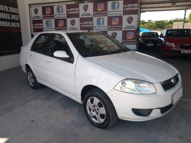 Fiat - Siena ELX 1.4 Flex e GNV, Completo, Som, Trava, Alarme, Revisado, Garantia - Foto 3