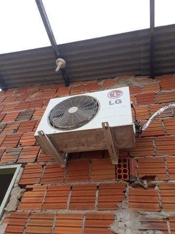 Acondicionador LG 12 btus - Foto 2