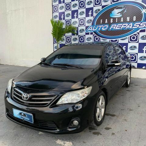 Toyota Corolla XEI 2.0 - 2013 - Blindado Nivel 3 - Novissimo