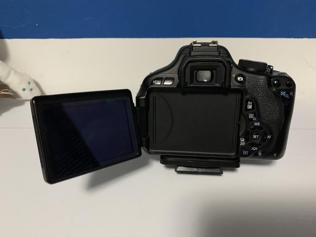 Canon T3i - Foto 3