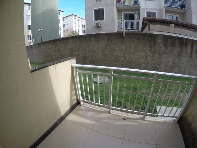 E.R- Apartamento com 2 quartos, 600m de Manguinhos - Foto 14