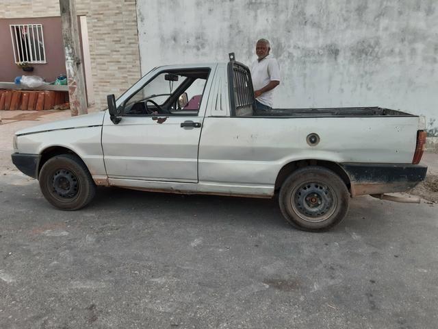 Fiat Fiorino 1991 para trabalho! muito boa - Foto 6