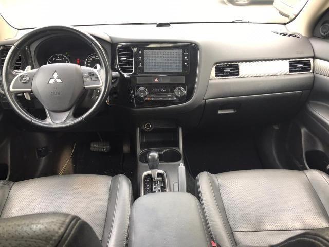Mitsubishi outlander 2.0 16v gasolina 4p automático 2014 - Foto 9