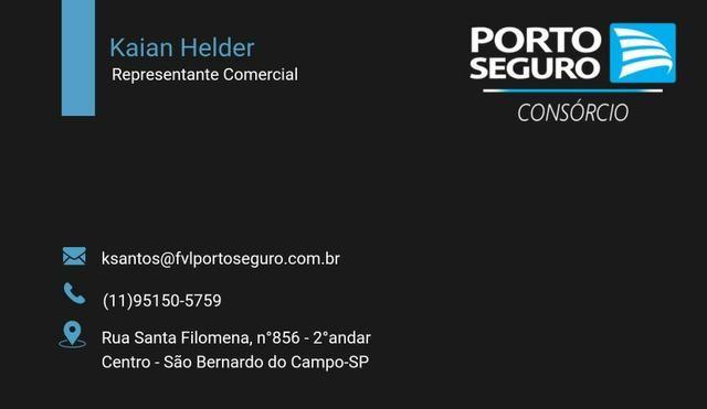 Consórcio Porto Seguro - imobiliário comercial, residencial e veraneio - Foto 3