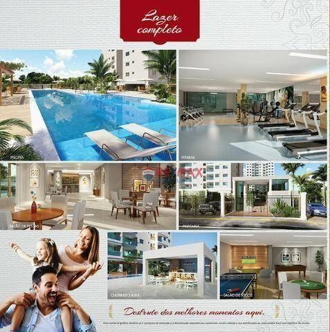 Apartamento com 3 dormitórios à venda, 74 m² por r$ 283.601 - candeias - vitória da conqui - Foto 5