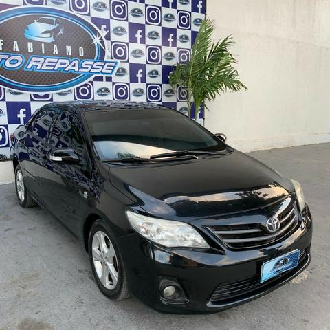 Toyota Corolla XEI 2.0 - 2013 - Blindado Nivel 3 - Novissimo - Foto 3