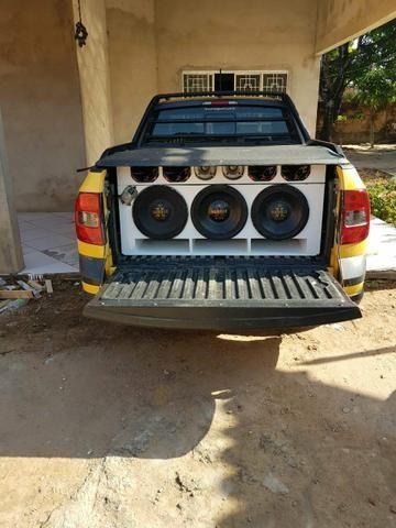 Vendo um som altomotivo, preço a combinar - Foto 3