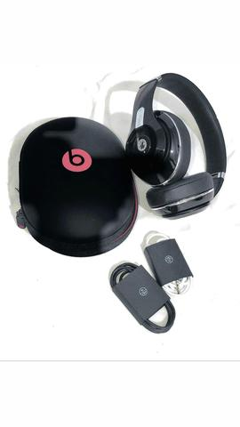VENDE-SE Fone Beats Studio Wireless Novo, (nunca usado). Acompanha acessórios originais - Foto 4