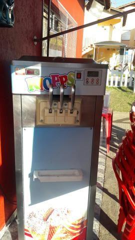 Máquina de sorvete expresso kioops - Foto 2
