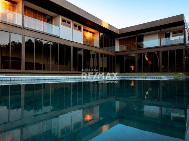 Casa com 4 dormitórios à venda, 900 m² por R$ 4.500.000 - Vila de São Fernando - Cotia/SP - Foto 3