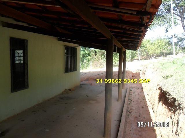 Lindo Sítio Casa Colonial 3 qts Barato-Piscina-Pomar Variado-Curral-Açude-20 mil mts - Foto 11