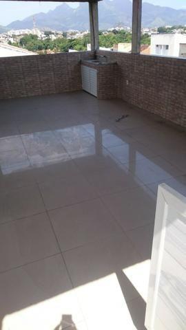 Taquara - Ótima Casa em Condomínio- 112,0m²-3 Qts - Terraço - Foto 19