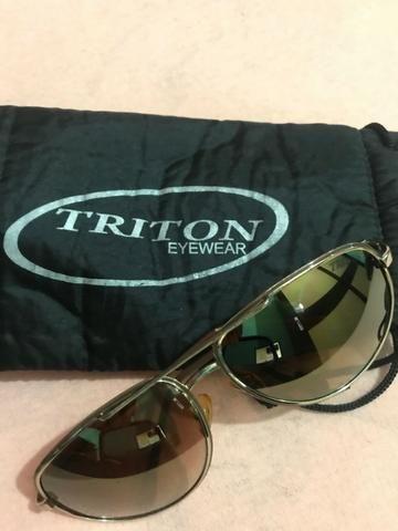 ad2a39547bf66 Óculos espelhado - Marca Triton (original) - Oferta!!! - Bijouterias ...