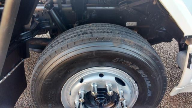Ford Cargo 1622 truck 6x2 com caçamba Rosseti 10m3 unico dono - Foto 18